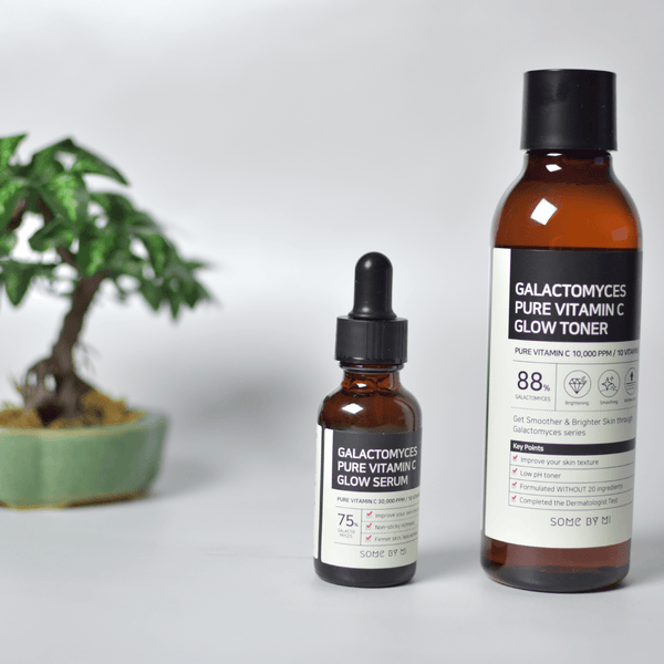 Galactomyces Pure Vitamin C Glow Serum and Toner