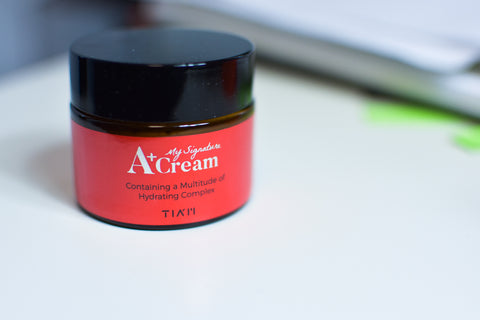 my signature a+ cream tiam arigato beauty