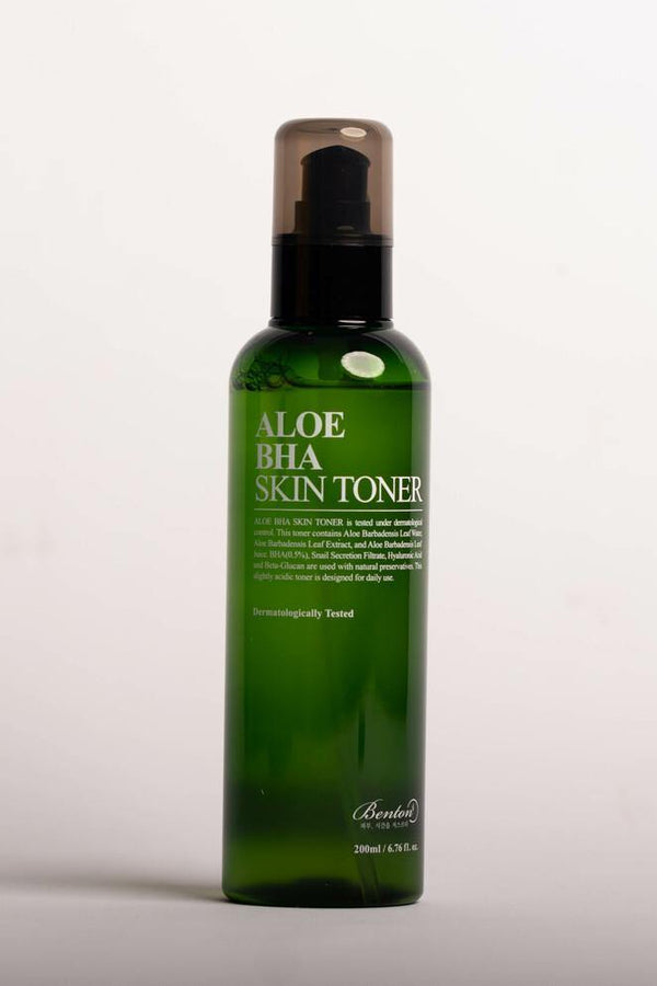 Aloe BHA Skin Toner 200ml - Chok Chok Beauty