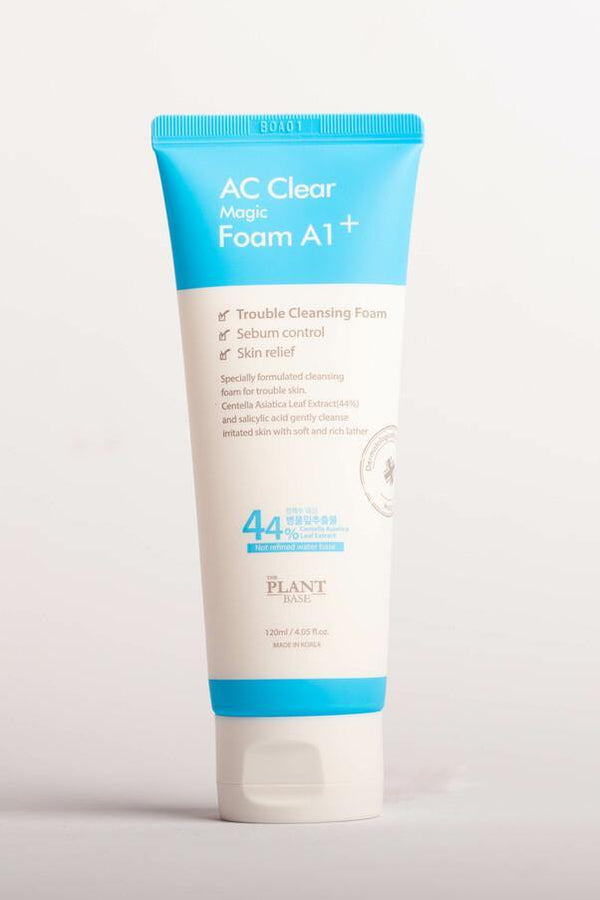 AC Clear Magic Foam A1+ 120ml - Chok Chok Beauty