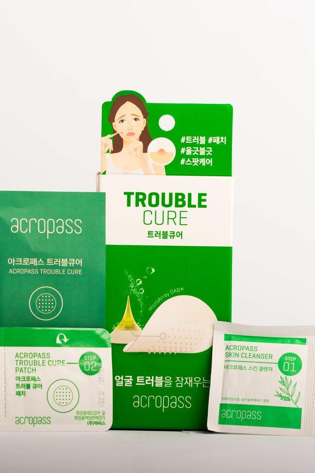 Trouble Cure Patches - Chok Chok Beauty