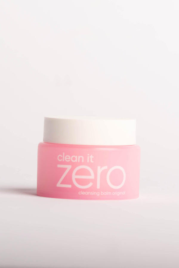 Clean it Zero Cleansing Balm Original 100ml - Arigato Beauty