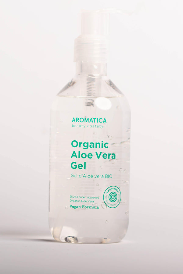 95% Organic Aloe Vera Gel 300ml - Arigato Beauty