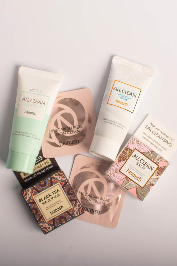 Heimish All Clean Mini Kit - Chok Chok Beauty