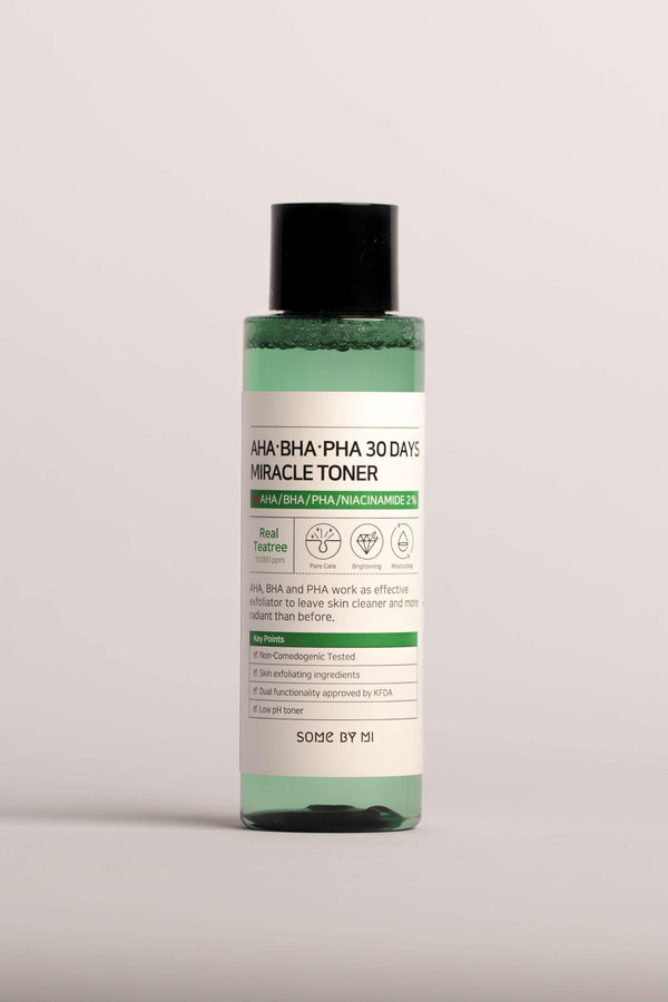 AHA BHA PHA 30 Days Miracle Toner 150ml - Chok Chok Beauty