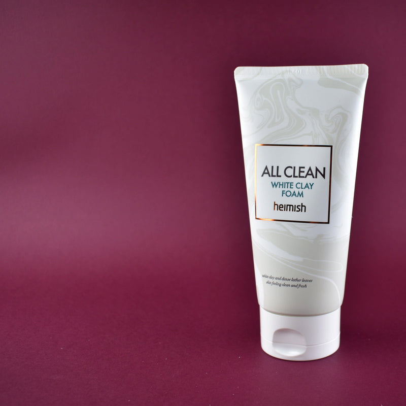 All Clean White Clay Foam 150g - Arigato Beauty