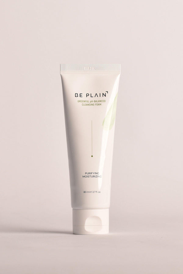 Greenful pH-Balanced Cleansing Foam 80ml - Chok Chok Beauty