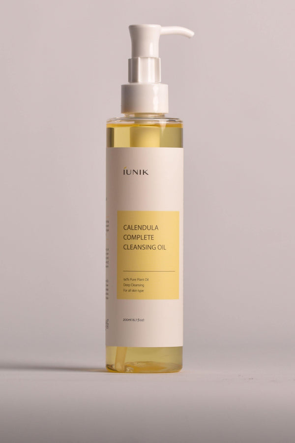 Calendula Complete Cleansing Oil 200ml - Chok Chok Beauty