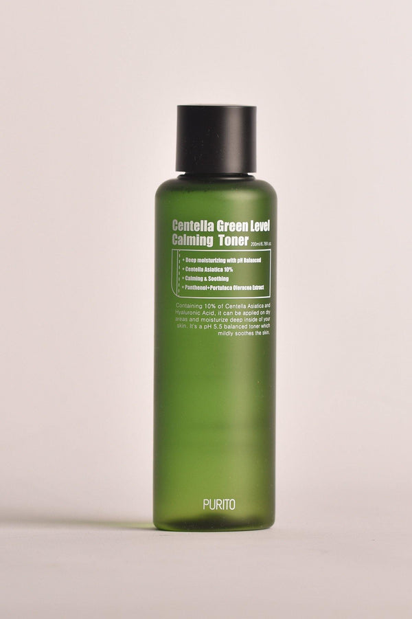 Centella Green Level Calming Toner 200ml - Chok Chok Beauty