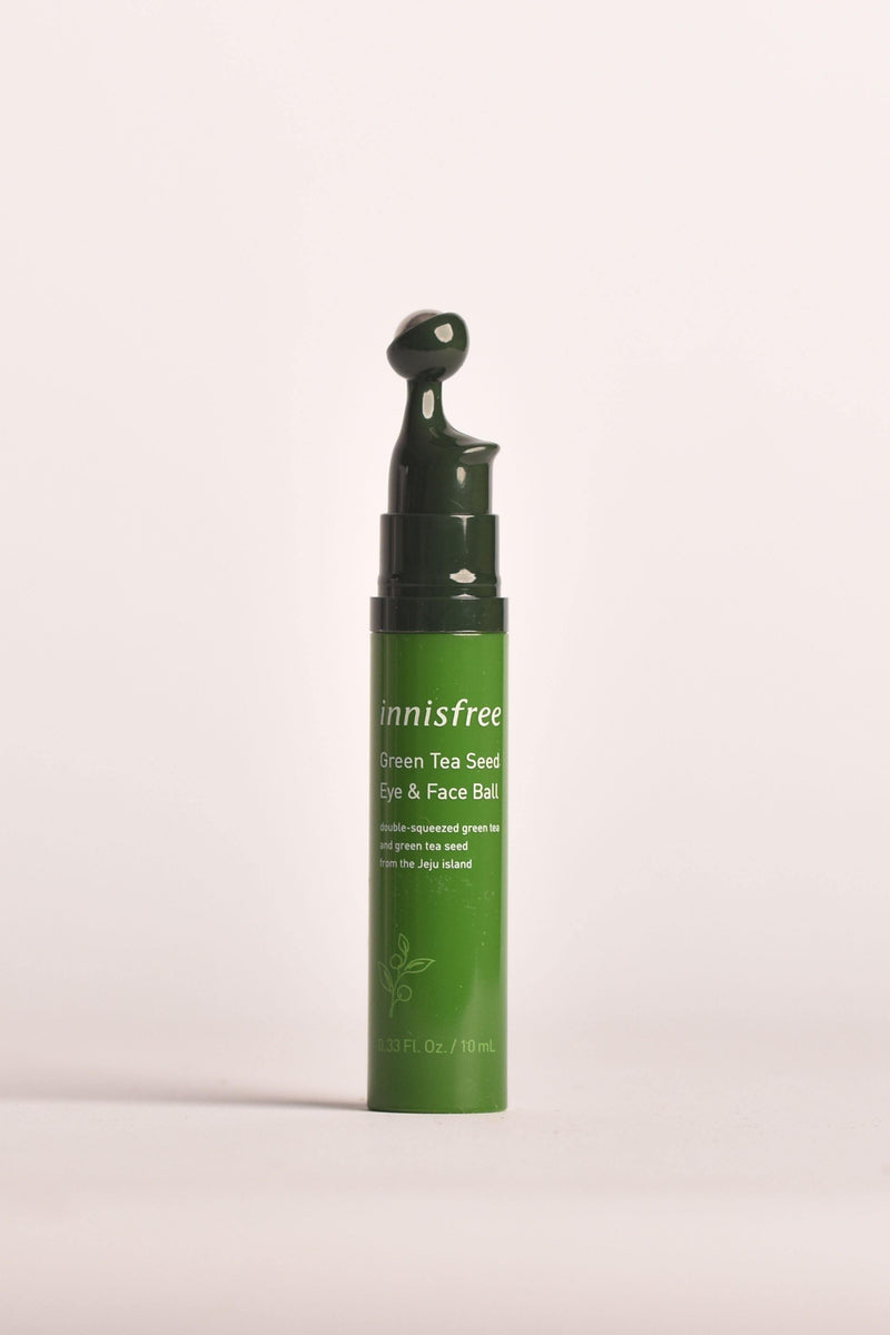Green Tea Seed Eye and Face Ball 10ml - Chok Chok Beauty