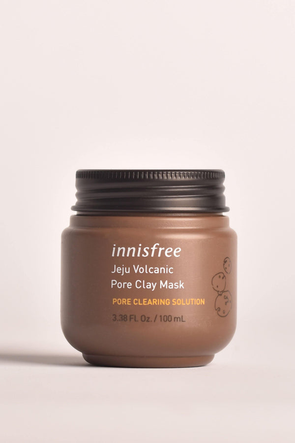 Jeju Volcanic Pore Clay Mask 100ml - Chok Chok Beauty