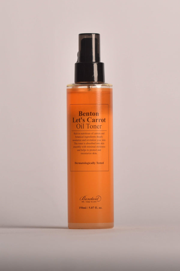 Lets Carrot Oil Toner 150ml - Chok Chok Beauty