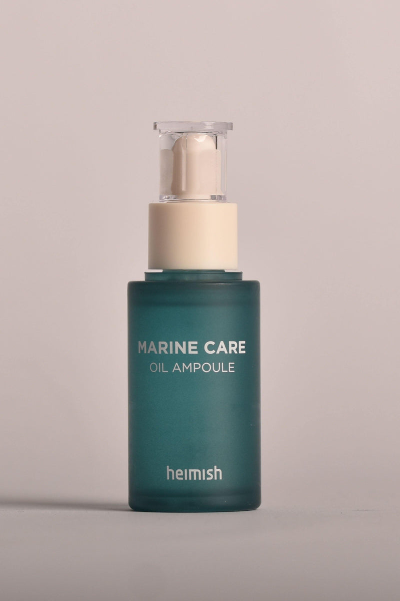 Marine Care Oil Ampoule 30ml - Chok Chok Beauty