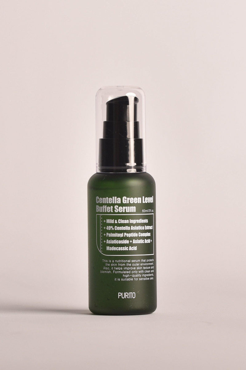 Centella Green Level Buffet Serum 60ml - Chok Chok Beauty