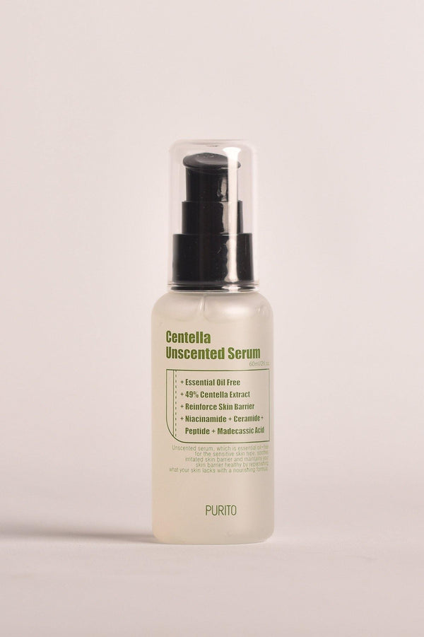 Centella Unscented Serum 60ml - Chok Chok Beauty
