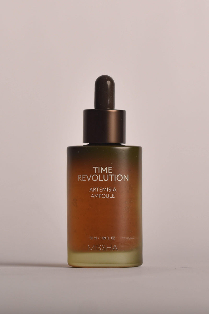 Time Revolution Artemisia Ampoule 50ml - Chok Chok Beauty