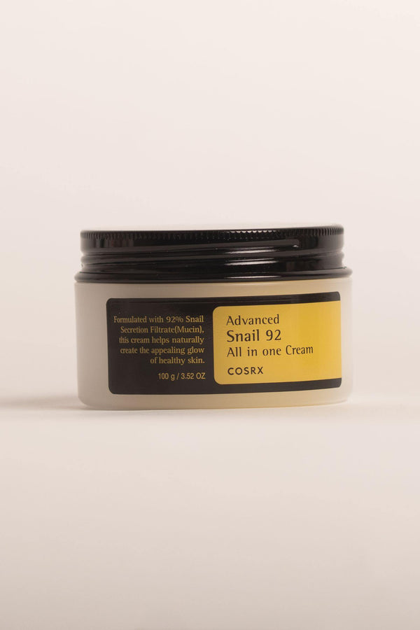 Advanced Snail 92 All In One Cream 100g - Chok Chok Beauty