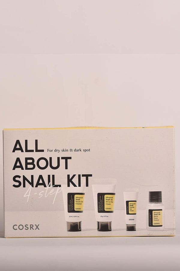 All About Snail Kit - Chok Chok Beauty