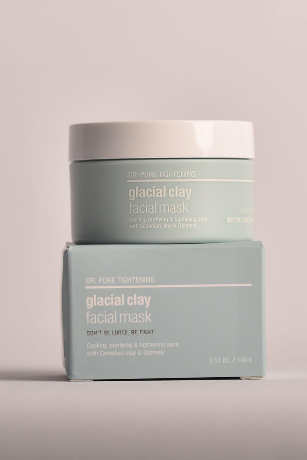 Glacial Clay Facial Mask 100g - Chok Chok Beauty
