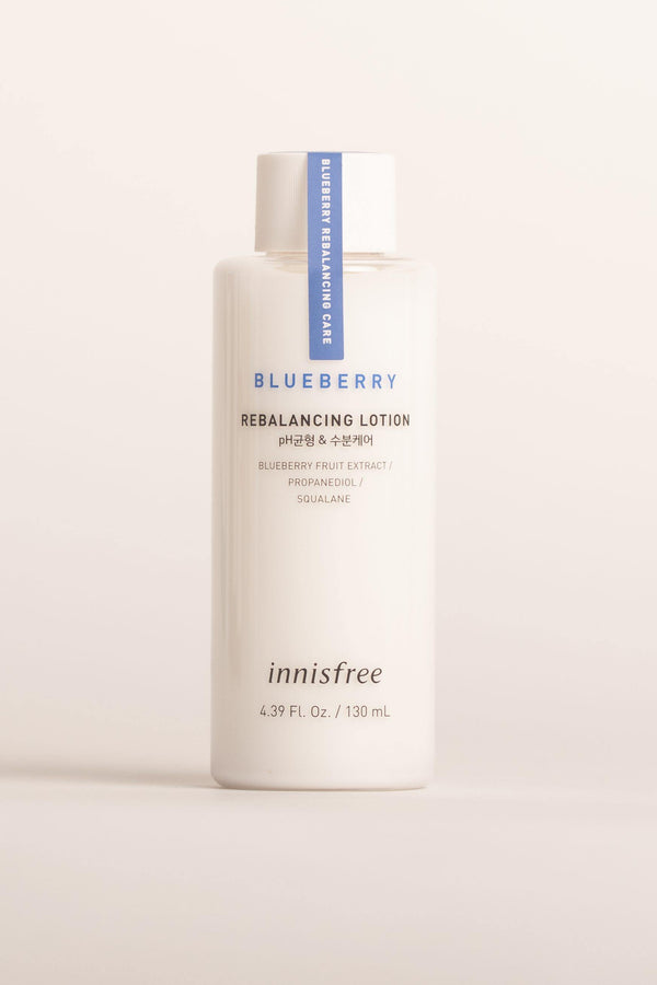 Blueberry Rebalancing Lotion 130mL