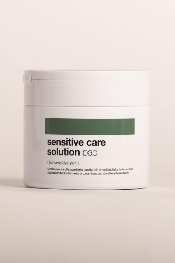 Sensitive Care Solution Pad (70 pads) 165ml