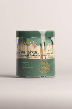 Spot Saver Mugwort Powder Wash - Chok Chok Beauty