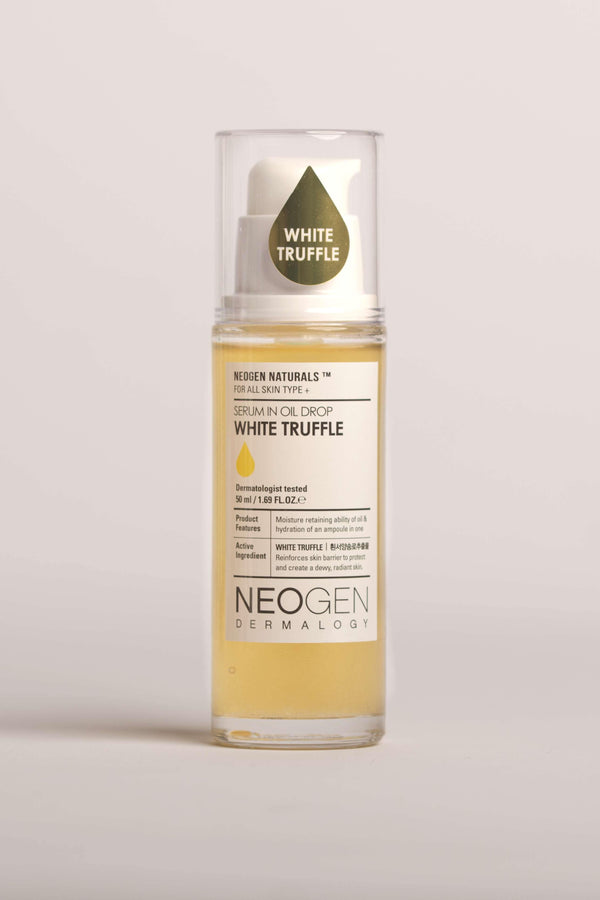 White Truffle Serum In Oil Drop