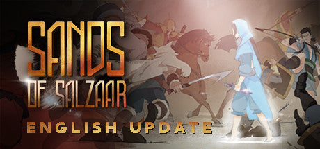 Open-World RPG Sands of Salzaar's Massive English Language Edition Launches Today on Steam