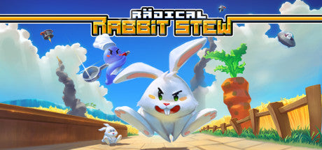 Grab your super spoons  save the space chefs! Radical Rabbit Stew has hopped onto consoles  & PC