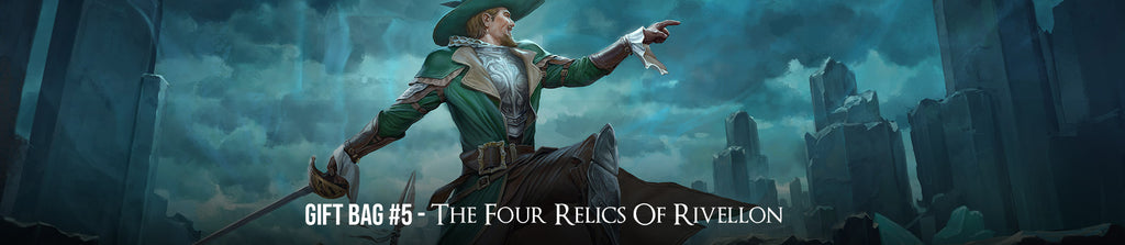 Divinity Original Sin 2 - The Four Relics of Rivellon