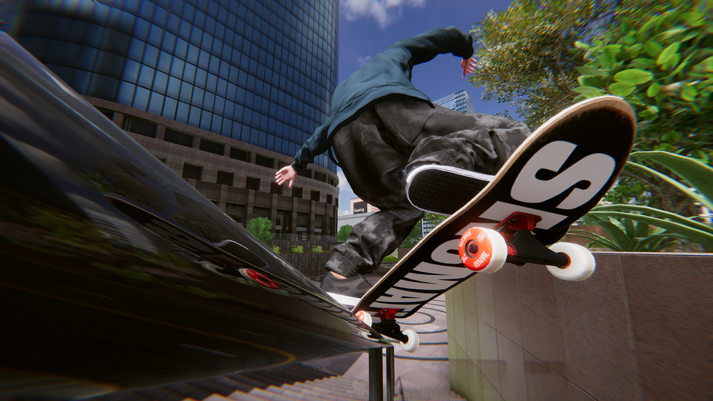 SKATER XL ANNOUNCES COMMUNITY CREATED MAPS WILL BE AVAILABLE IN GAME ON ALL PLATFORMS AT LAUNCH