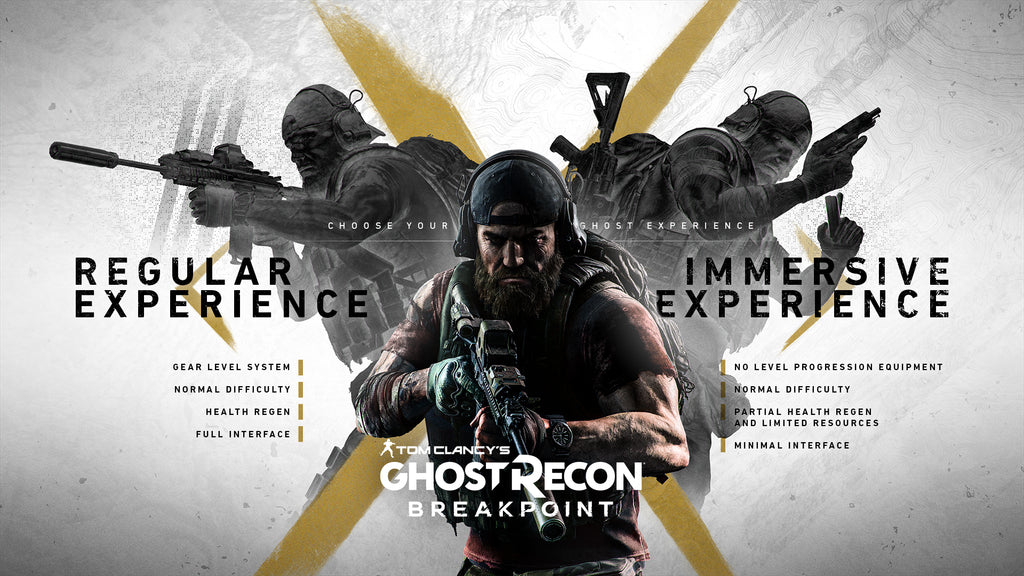TOM CLANCY'S GHOST RECON BREAKPOINT LIMITED EDITION IN STOCK NOW