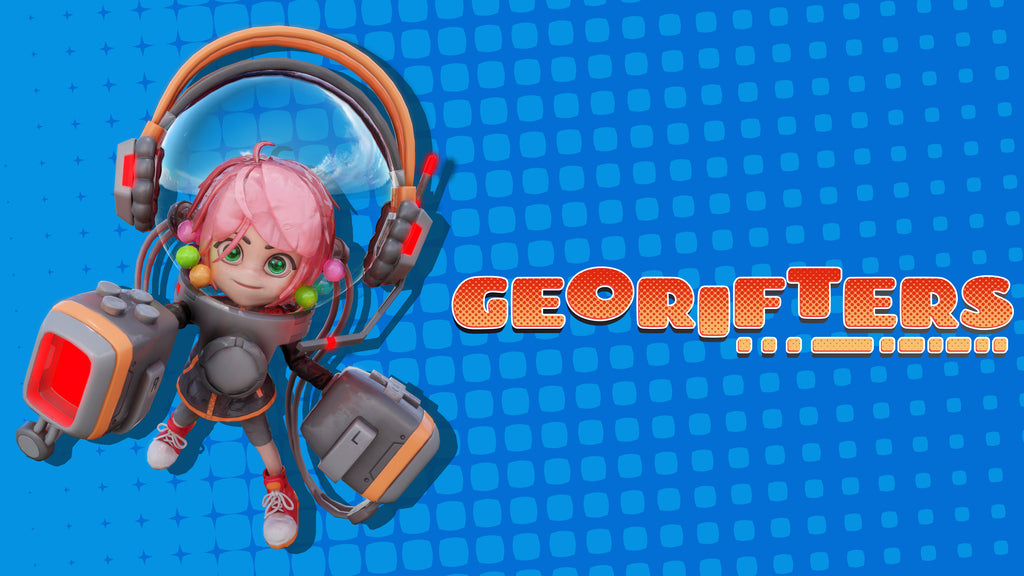 Groundbending Multiplayer Platformer Georifters Heads To Nintendo Switch This Summer