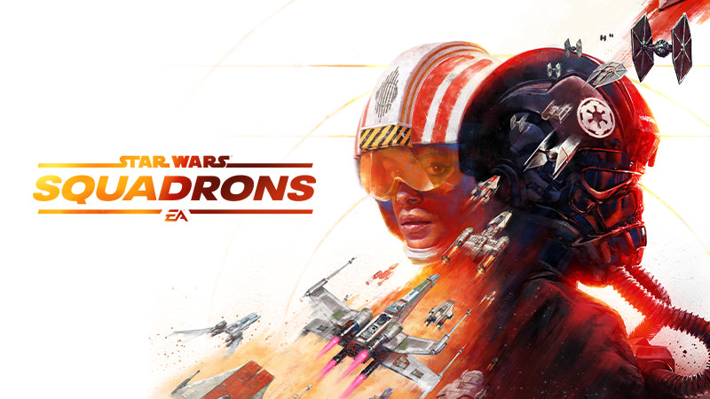 Star Wars Squadrons Revealed !