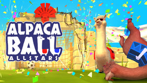 Alpaca Ball announced for Nintendo Switch and Steam