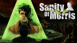 Developers of cute Woven now announce Psychological Horror Adventure Game Sanity Of Morris