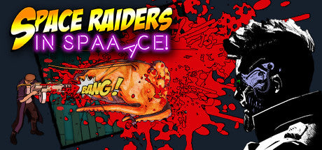 SPACE RAIDERS IN SPACE comes to PC this summer