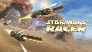 STAR WARS EPISODE I RACER NOW AVAILABLE ON NINTENDO SWITCH AND PLAYSTATION 4