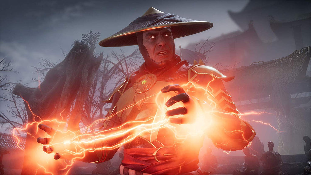 Mortal Kombat 11 Trailer - Old Skool vs. New Skool
