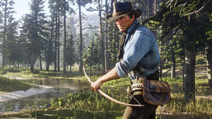 Red Dead Redemption 2 crowned Christmas No.1