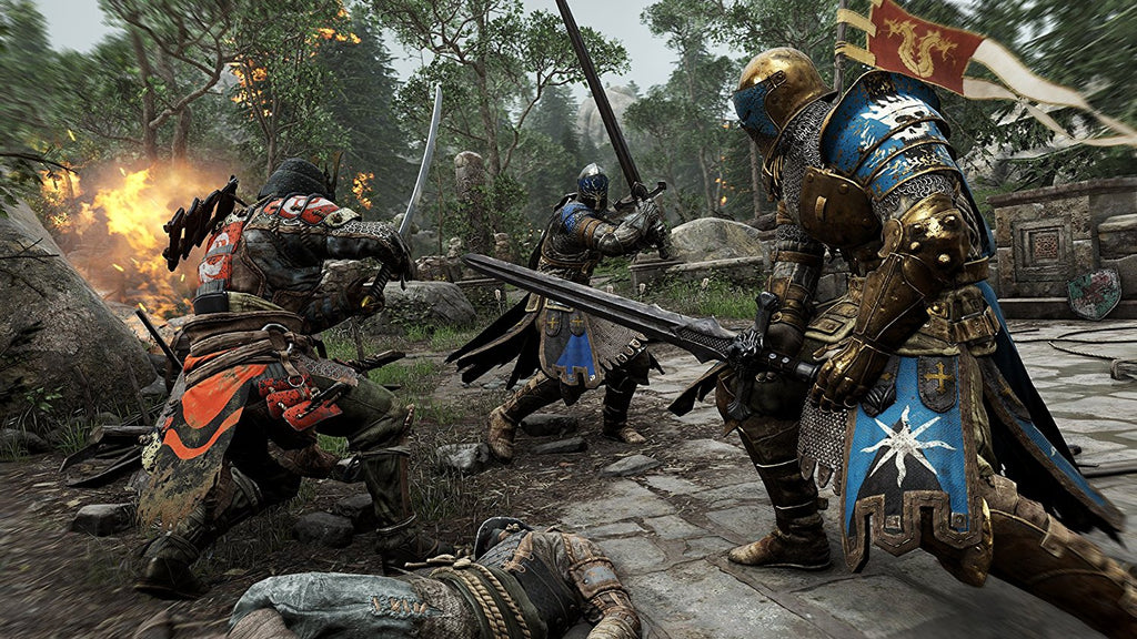 For Honor Launches Collab with Assassin's Creed