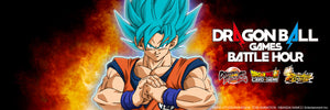 The Best DRAGON BALL FighterZ DRAGON BALL LEGENDS and DRAGON BALL Super Card Game Players in the World Converge Upon the DRAGON BALL Games Battle Hour Online Event to Fight for Glory and Bragging Rights!