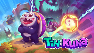 Introducing best friends Tin & Kuna – save the world from evil spirits and rebuild the Prime Orb