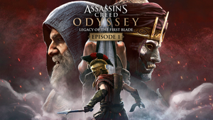 ASSASSIN'S CREED ODYSSEY LEGACY OF THE FIRST BLADE EPISODE 1 NOW AVAILABLE