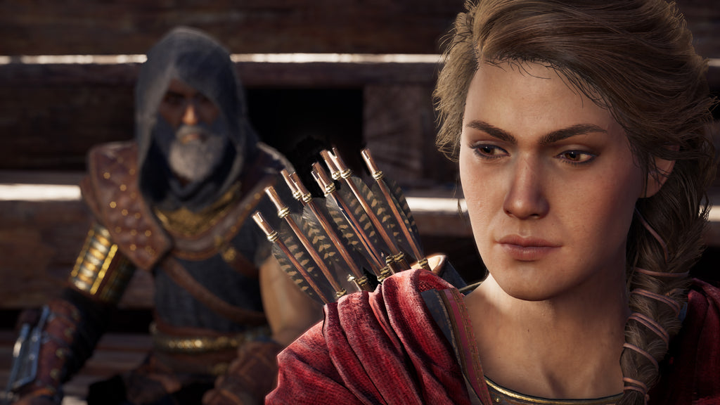 Assassin's Creed Odyssey January Update Video and Screenshots