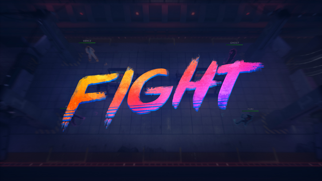 Neon-Soaked Arena Brawler Hyper Jam Dashes Onto PS4, Xbox One, PC Feb. 12