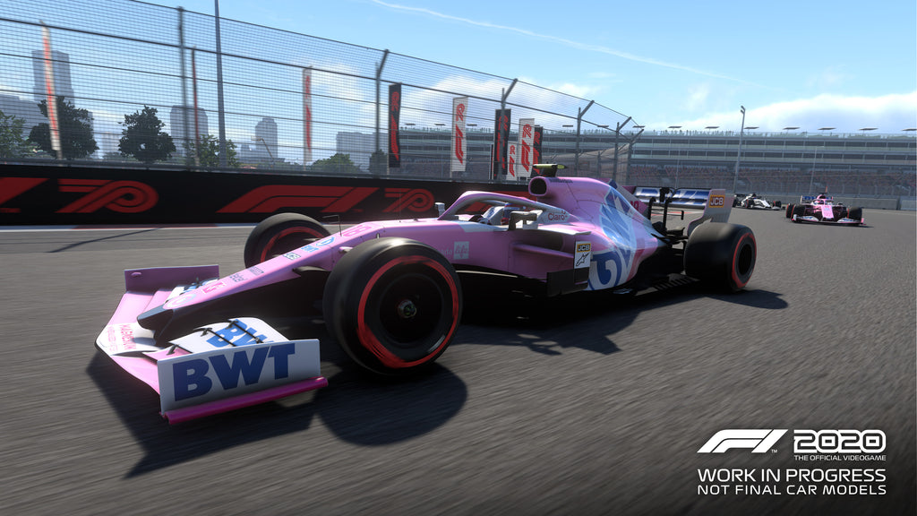 F1 2020 SERVES-UP A TASTE OF THE ORIENT WITH HANOI CIRCUIT REVEAL