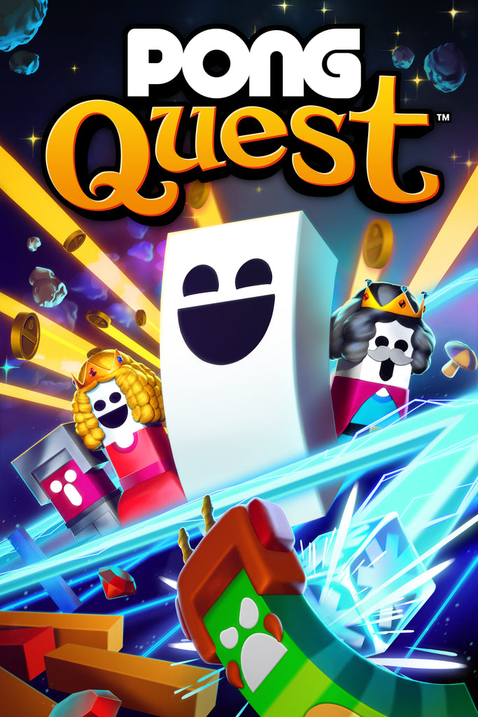 "Atari's Newly Reimagined RPG ""PONG Quest"" is Now Available on PlayStation 4 and Xbox One"