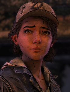 Melissa Hutchison - Voice of Clementine - Answers Your TWDG FAQs!