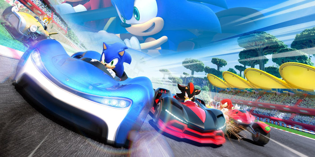 Team Eggman's Evil Accomplices Join Team Sonic Racing
